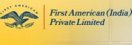 First American (India) Private Limited